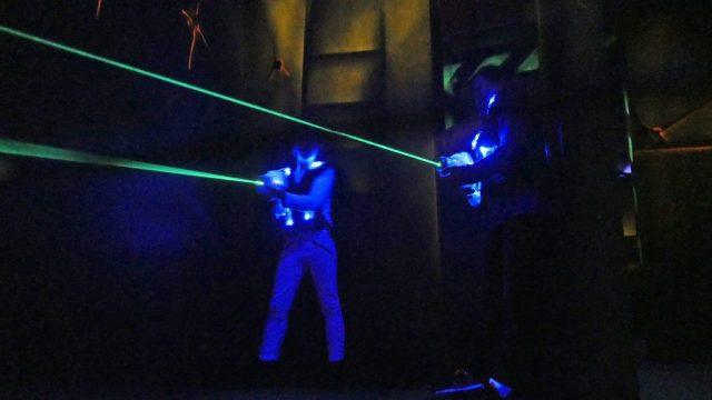 Épreuve n°4 – Laser Game